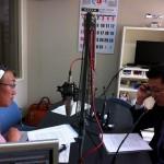 ラジオ放送日です。テーマは「住宅ローン滞納」第2弾。