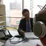 ラジオ不動産相談室。テーマは「高齢者の住み替え」